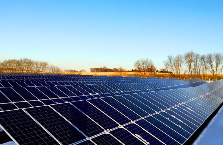 Supplying Solar Energy in Virginia - SolUnesco